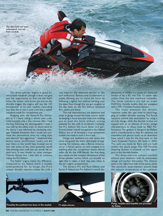 Personal Watercraft Illustrated